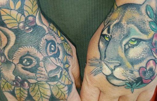 Me Anima Tattoo oil