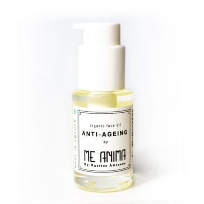Anti ageing ansiktsolja
