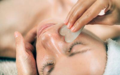 Utbildning i Gua Sha facial detox, se datum i bloggen